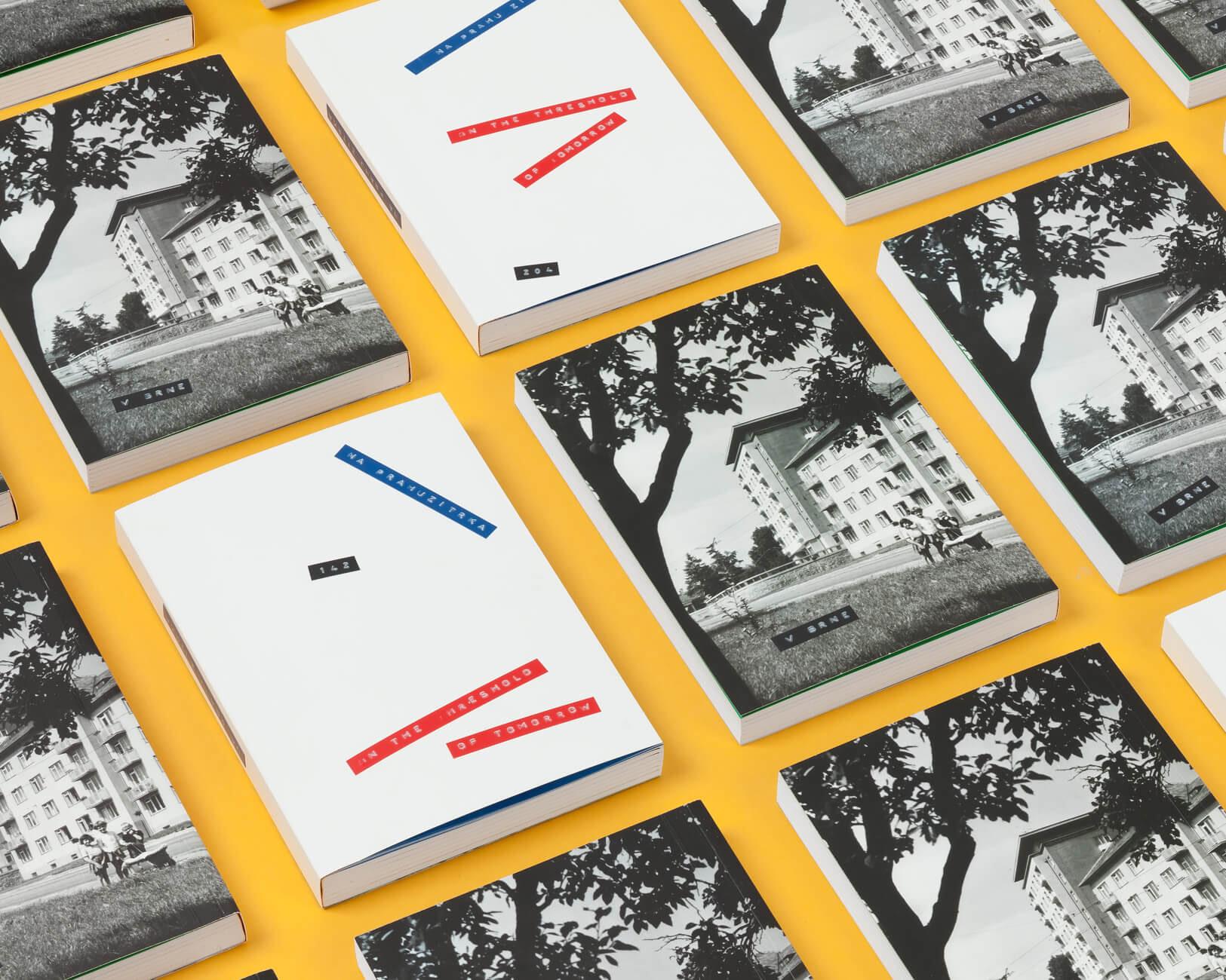 Na prahu zítřka: Brněnská architektura a vizuální kultura období socialismu